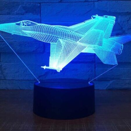 Grabado y Corte Laser Lampara